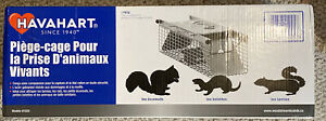 Havahart Live Animal Cage Trap Rat Squirrel Medium Rodent Model #1025