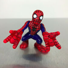 Marvel Super Hero Squad SPIDER-MAN figure red & blue shooting webs