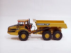 """Volvo A40G Dump Truck - """"GOLD"""" - 1/50 - Limited Edition - Brand New"""