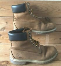Mens Timberland Boots Size 8.5 W