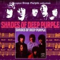 Deep Purple - Shades Of Deep Purple [CD]