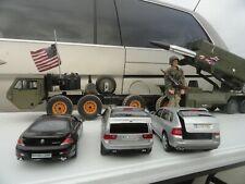 WELCOME NATO 3  1/18 BMW 645 X5 PORSCHE CAYENNE