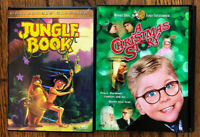 A Christmas Story Jungle Book Collectible Classics Holiday Kids DVD