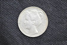 Netherlands 1907 1 Gulden Silver Coin ( Weight : 9.98 g ) C182