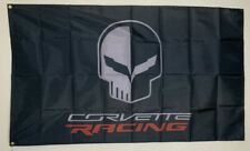 Corvette Banner 3x5 Ft Flag Garage Shop Wall Decor Chevy Racing Chevrolet C6 C7