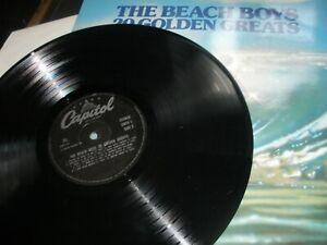 The Beach Boys 20 Golden Greats Vinyl Album Capitol EMTV 1  Surfin' USA Darlin'