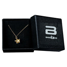 KPOP Bigbang Lotus Crown Necklace Big Bang GD Taeyang Pendant Chain with Box