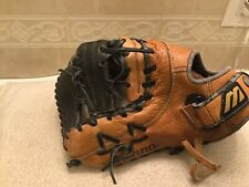 "Mizuno GXF-90 12.75"" Baseball Softball First Base Mitt Left Hand Throw"