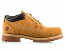 Timberland Men's Classic Oxford Waterproof Boot - Wheat Nubuck