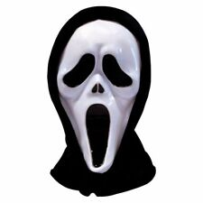 Maschera Scream Ghost Horror Halloween Carnevale Travestimento dfh