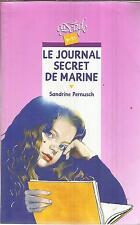 SANDRINE PERNUSCH LE JOURNAL SECRET DE MARINE