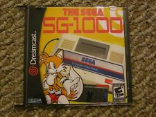 Sega SG-1000 Collection Sega Dreamcast Video Game. Fast Shipping!