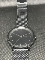 Skagen Sample Watch SKW6171 20mm Mesh Band Strap No Movement Does Not Work I211