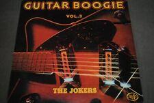 "THE JOKERS ""Guitar Boogie Vol.3"" LP VINYL / MFP RECORDS - 98614"