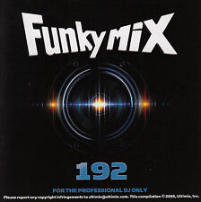 Funkymix 192 LP Nick Jonas Nicki Minaj Ciara Chris Brown Wash Sevyn Streeter