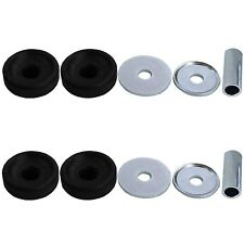 NEW Pair Set of 2 Front Monroe Susp Strut Mounts For Acura Chrysler Dodge Honda