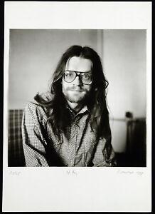 DDR-Fotografie, 1988. Florian MERKEL (*1961 D), vintage print, handsigniert