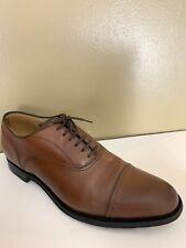 Church's Custom Grade Brown Calf Leather Cap Toe Oxfords UK Size 10G US Size 11