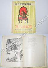 Rare IVAN KRYLOV, illustrated FABLES, RUSSIA 1975