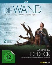 DIE WAND (Martina Gedeck, Karl-Heinz Hackl) Blu-ray Disc NEU+OVP