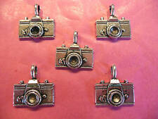 Tibetan Silver Fotocamera Charm 5 per confezione