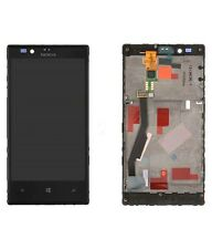 LCD Display Touch Screen Digitizer Assembly For Nokia Lumia 720 - Black Colour