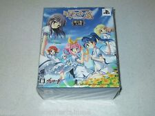 Tantei Opera Milky Holmes 2 Limited Edition Sony PSP Japan Import FREE SHIPPING