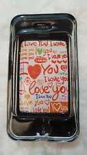 Posacenere Portacenere a Cellulare Iphone 4 12x6,5 - I love You San Valentino