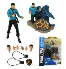 """Star Trek Mr. Spock DIAMOND SELECT 7"""" Action Figure and Diorama (Discontinued)"""