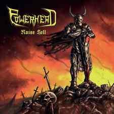 Powerhead - Raise Hell - CD - Heavy Metal - Speed Metal - Thrash Metal