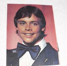 Mark Hamill & Richard Hatch Star Wars and Battlestar Galactica & STAR WARS pinup