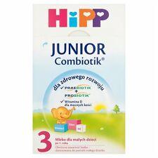 German HiPP 1+ Junior 3 Combiotik-ORGANIC Baby Formula STAGE 4 (12-24 months)