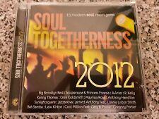 various artist soul togetherness 2012 - CD