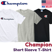 Champion T-Shirt Classic Cotton Blank Short Sleeve T425/T1919/GT23H