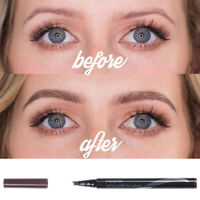 NEW Patented WATERPROOF Microblading Tattoo Eyebrow Ink Pen Brow Cosmetic Pencil
