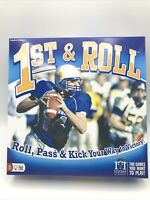 1st & Roll Football Board Game by R&R Games- NEW