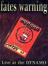 Fates Warning Live at the Dynamo DVD May 30th 1998 Festival Metal Blade Records