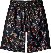8fdca3b16 Under Armour Boys Stunt Printed Shorts Youth Large W/ Pockets