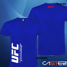 Camiseta UFC ultimate fighting championship GIMNASIO gym  (ENVIO 24/48h)