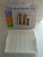 Organizer, Bead Storage Tray, Small & Med Bead Containers