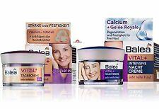 Balea VITAL Plus DAY+NIGHT Cream 50 ml For Very Mature (Ages 50+ to 70+)