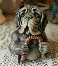Dod puppy   mold for plaster or concrete LATEX ONLY