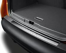 Genuine Renault Captur Trunk Guard Protecter Rear Bumper Step Chrome Strip