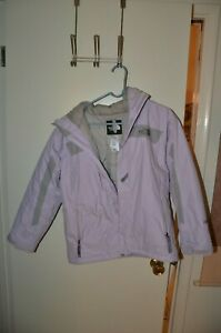 The North Face Lilac Winter Jacket Girl's Size Large