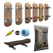 Finger SkateBoard Wooden Fingerboard Toy Professional Stents Finger Skate Set