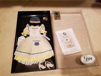 """Ashton Drake Gene Doll Outfit  """"BAKING COOKIES"""" w/Original Box  (#33)"""
