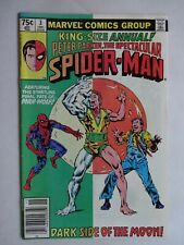 Spectacular Spider-Man K.S. Annual #3 Man-Wolf Curt Connors Alan Weiss
