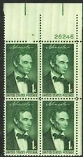 USA 1959 (2 for $1 Auction) - Beardless Abe Lincoln Sesquicentennial Issue-#1113