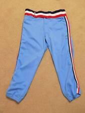 Dave Ricketts Game Worn Powder Blue Pants 1982 St. Louis Cardinals