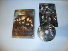 The League of Extraordinary Gentlemen (DVD, 2003, Widescreen)